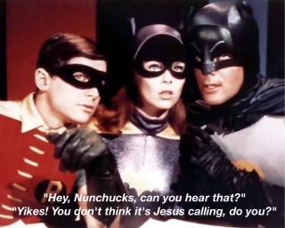 Jesus calls Nunchucks.jpg